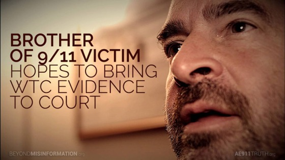 BROTHER OF 911 VICTIM